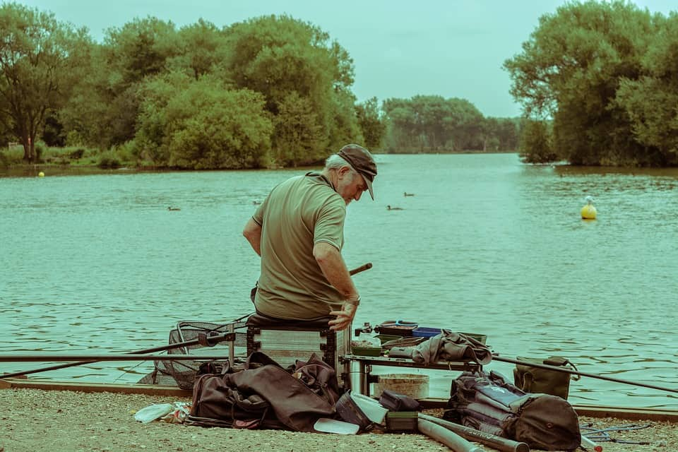 Fishing Gear – All That You Might Need