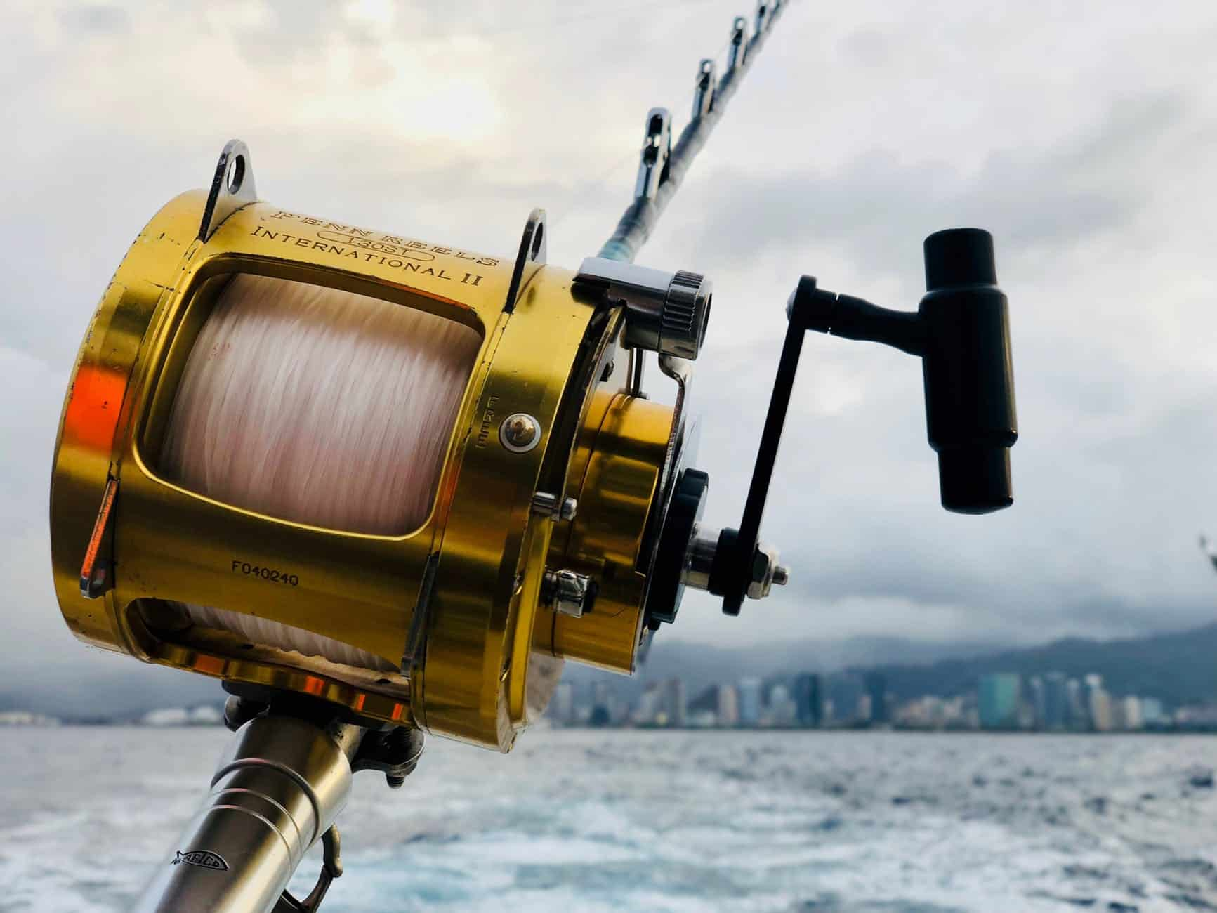Fishing Reel – History And Types Of It